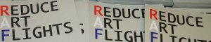 Reduce Art Flies by Gustav Metzger